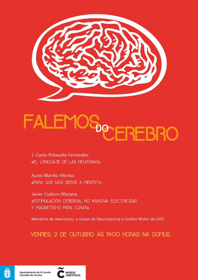 Falemos do cerebro