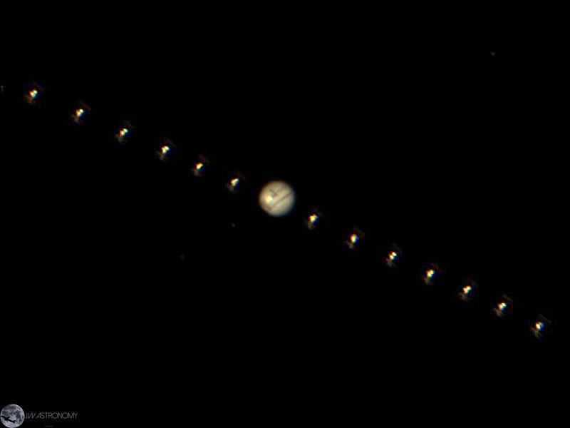 La EEI frente a Júpiter