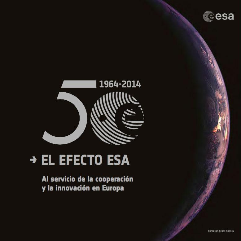 Portada de El efecto ESA