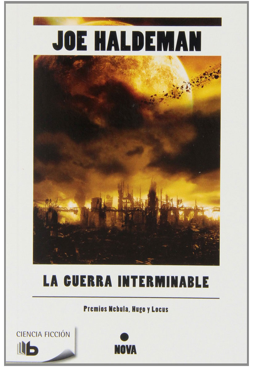 La guerra interminable por Joe Haldeman