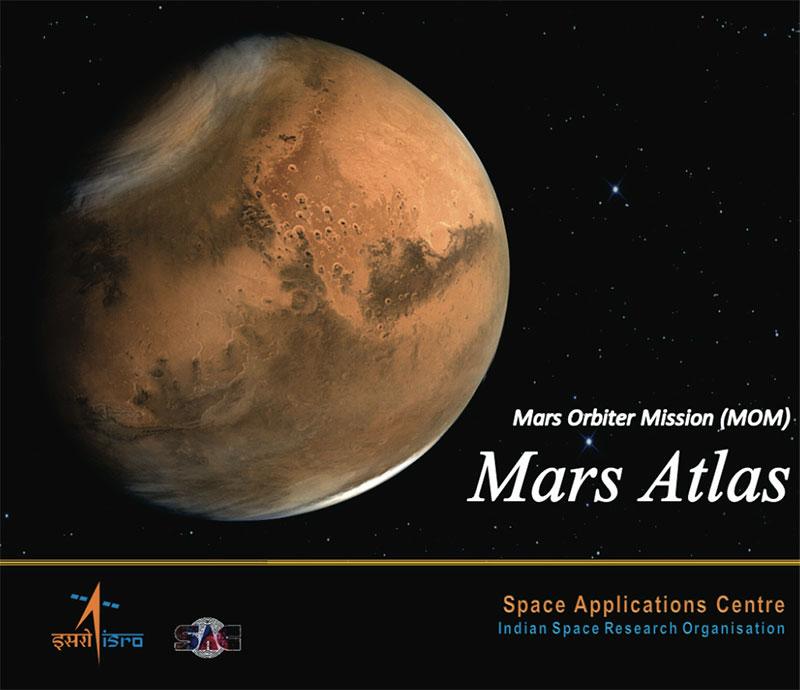 Portada del Mars Atlas de la MOM