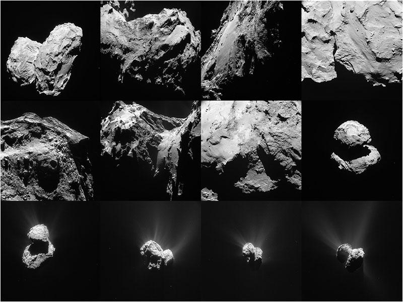 Un año en Rosetta