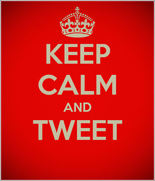 Keepcalmandtweet