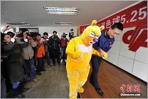 Lotería China / Foto: ChinaNews.com