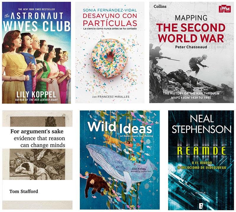 10 libros para este verano