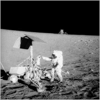 Alan Bean y la Surveyor 3