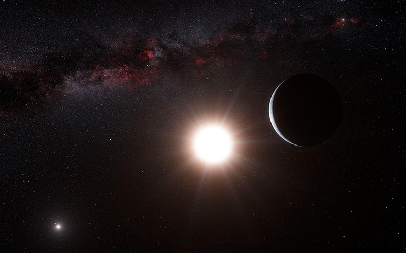 Alfa Centauri Bb, el planeta fantasma
