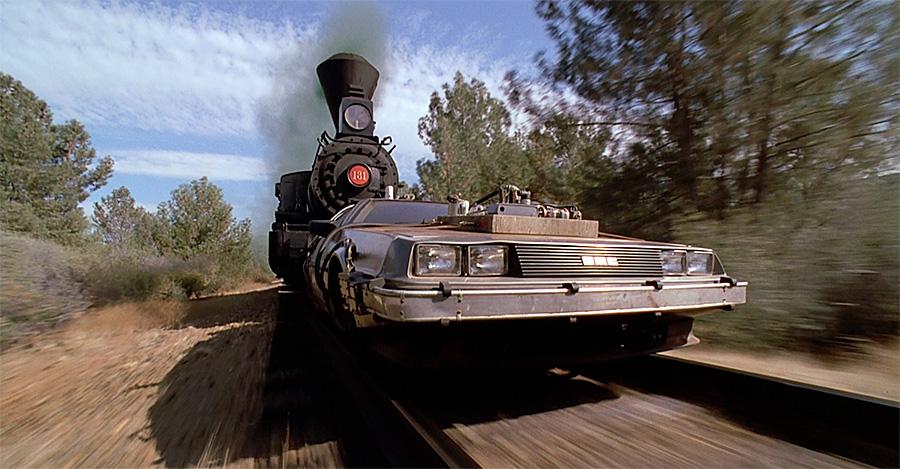 Regreso al futuro, parte III: saltar en el tiempo impulsados por una… locomotora (WTF!, ¡mola)