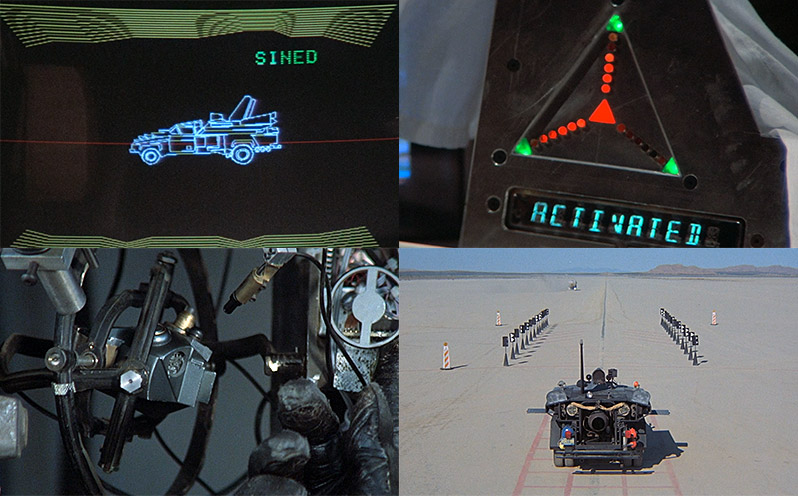 Buckaroo Banzai: el Jet Car