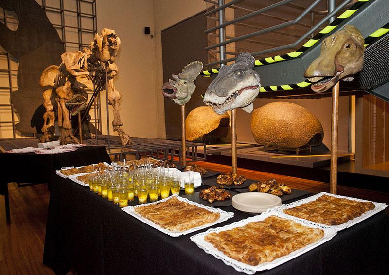 Comiendo dinosaurios