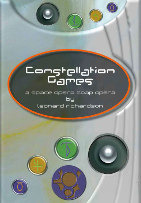 Constellation games por Leonard Richardson