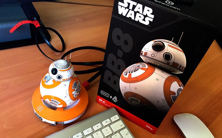 Droide Sphero BB-8 de Star Wars: El despertar de la Fuerza