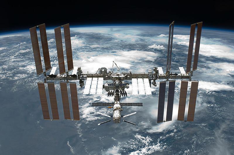 La EEI en 2011 vista desde el Endeavour