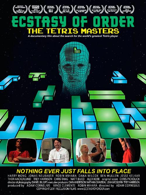 Ecstasy of Order: pasión por el Tetris