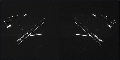 Paneles solares de Rosetta