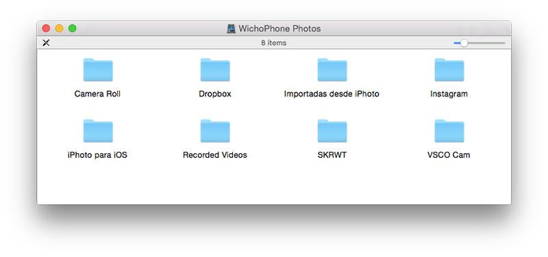 Fotos montadas como disco