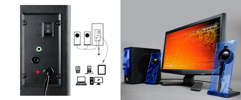 Basspulse Monitor