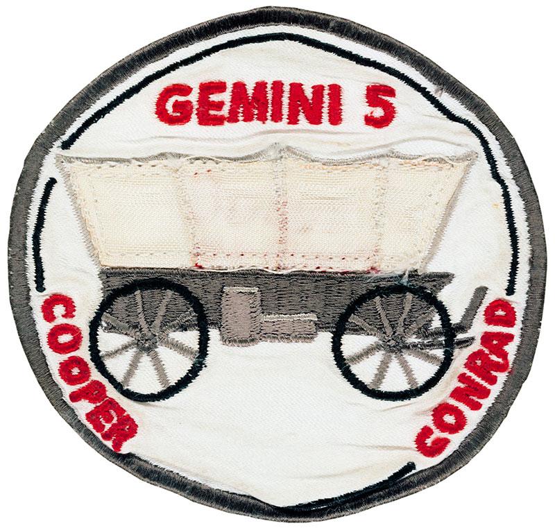 Parche de la Gemini V