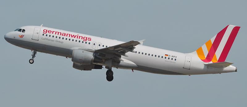 D-AIPX de Germanwings