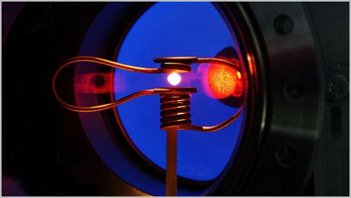 Levitador electromagnético