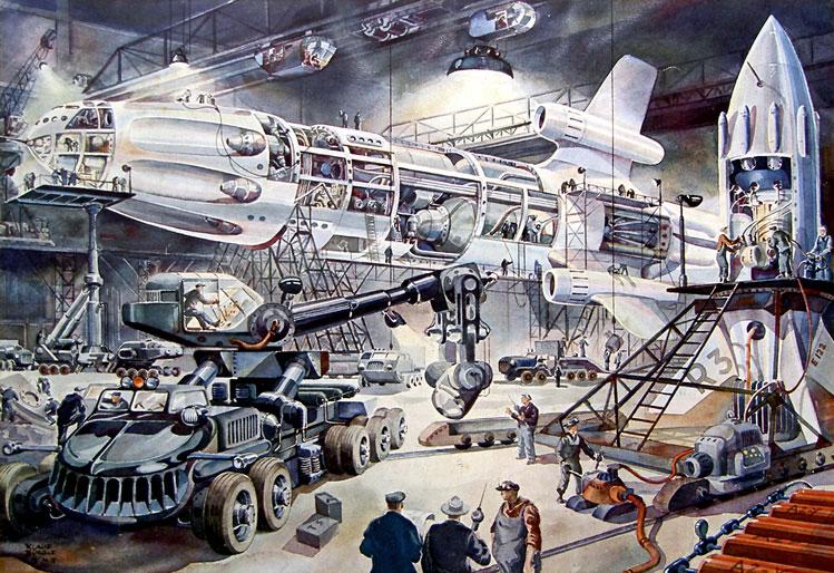 Das Neue Universum (1949) / Klaus Bürgle
