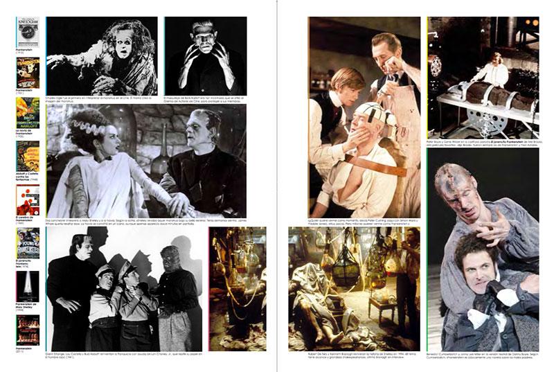 Frankenstein en imágenes