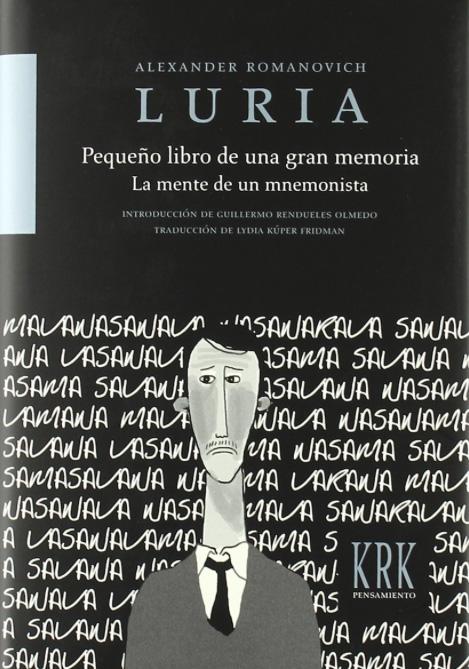 La mente de un mnemonista por A. R Luria