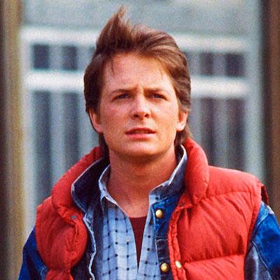 Marty McFly @ Regreso al Futuro