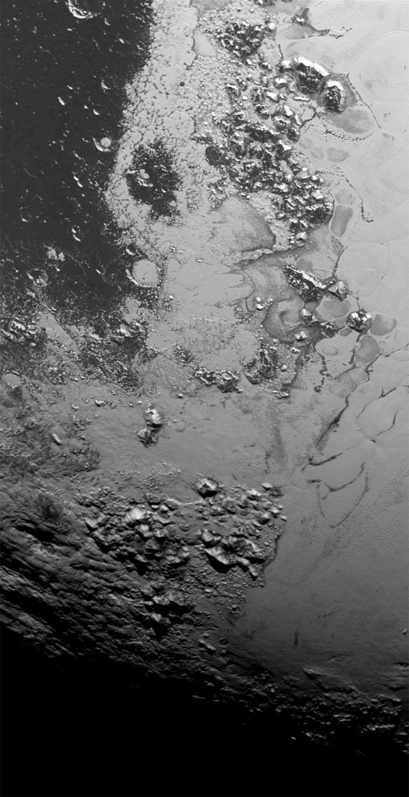 Mosaico Plutón