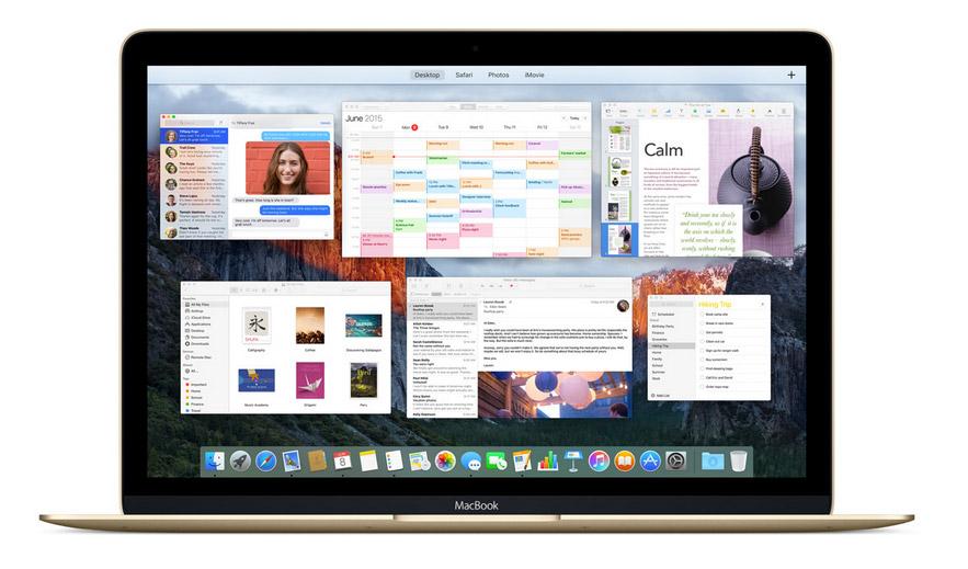 OS X 10 11 El Capitan