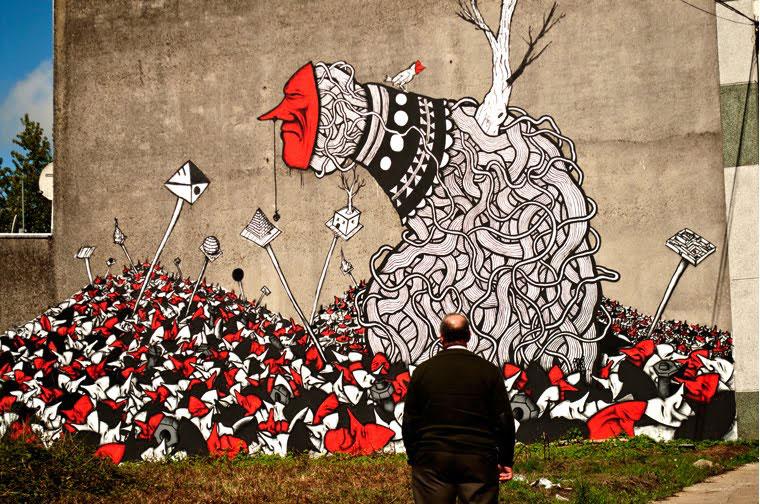 Peri en DesOrdes Creativas 2011