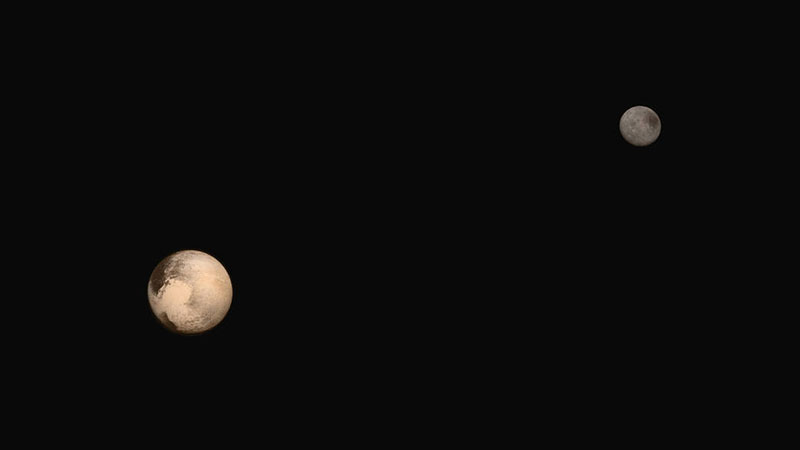 Pluton y Caronte