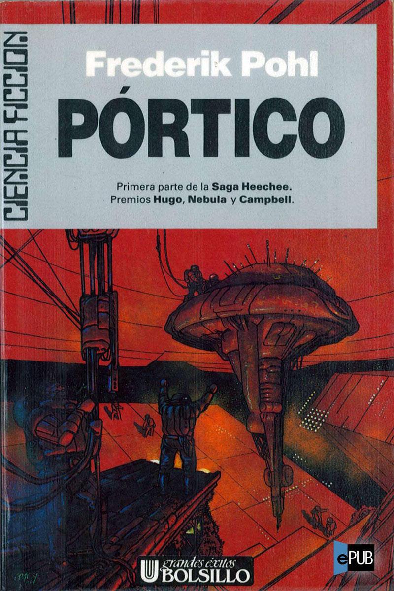 Pórtico, una novela sobre exploradores espaciales desesperados