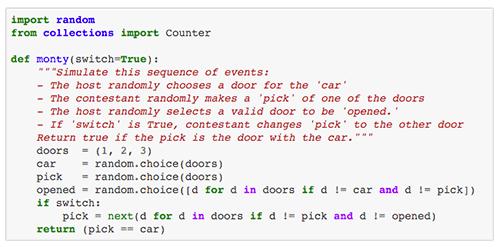 Probabilidad: un extenso análisis divulgativo de situaciones y paradojas (con simulaciones en Python)