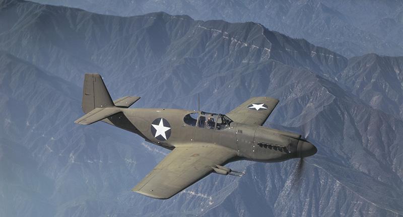 Prototipo del P-51
