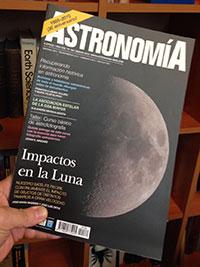 Revista Astronomía de marzo de 2015