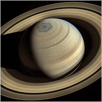 Saturno por Ian Regan