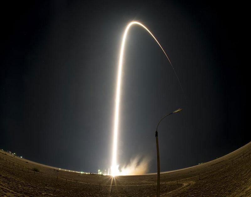 Lanzamiento de la Soyuz TMA-17M