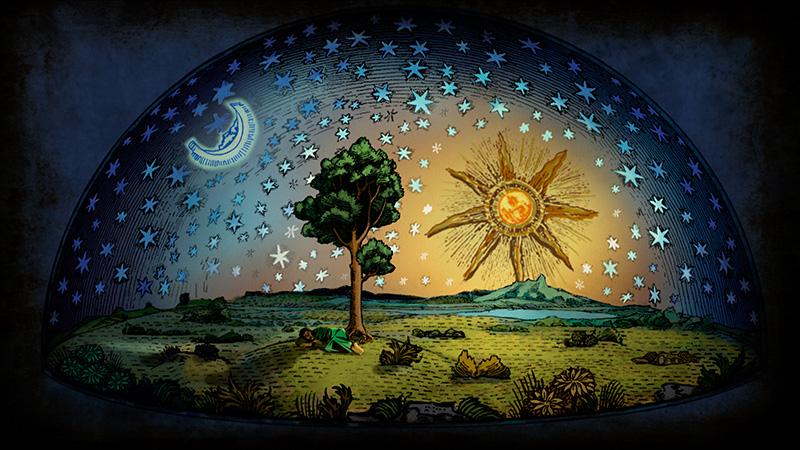 Giordano Bruno / Cosmos