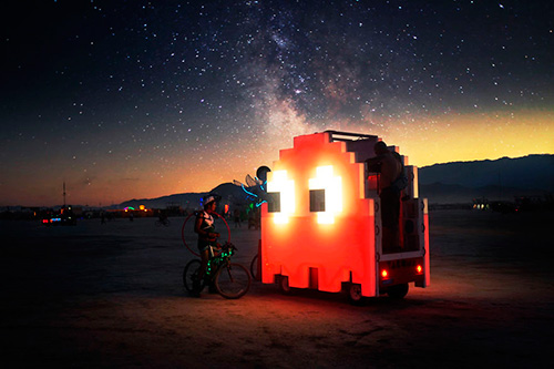 Burning Man visto por Victor Habchy