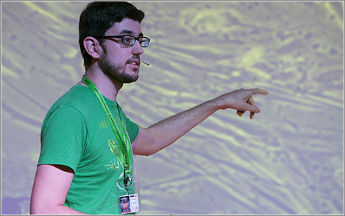 Sergio Pérez Acebron / Foto (CC) Wicho @ Flickr