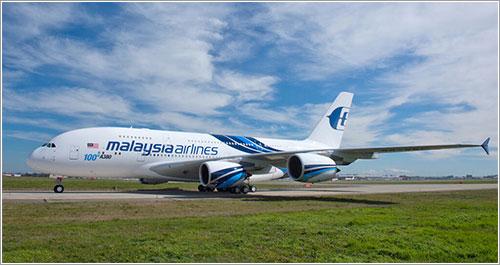 Airbus A380 número 100