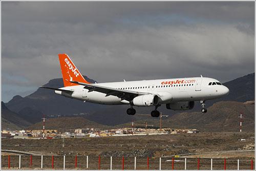 Airbus A320 de EasyJet