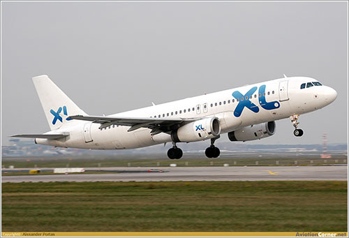 Airbus A320 D-AXLA por Alexander Portas en AviationCorner
