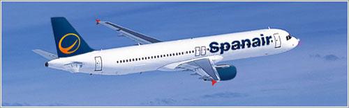 A320 Spanair colores nuevos
