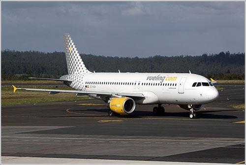 A320 de Vueling - Wicho