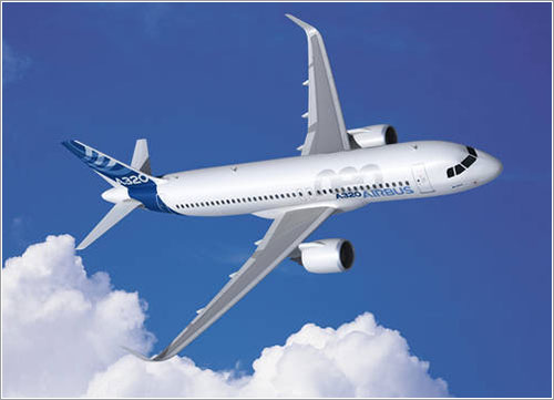 A320neo - Airbus/ FIXION - GWLNSD