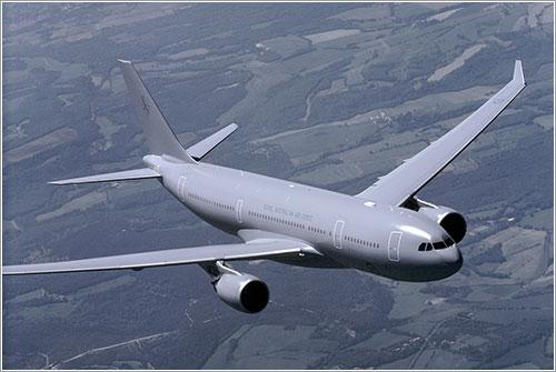 A330 MRTT de la Real Fuerza Aérea Australiana