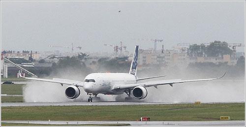 Llega el momento de la verdad para el Airbus A350