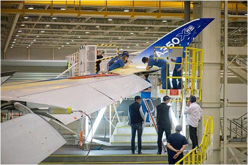 Winglet A350